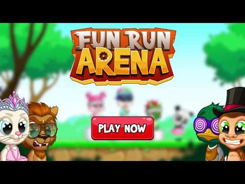 fun run arena multiplayer apk