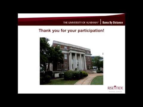 UA's Online MA in Health Studies