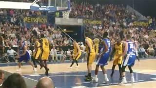 Fos Provence Basket vs Quimper 24 avril 2018