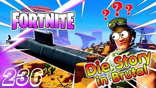 FORTNITE ⚡ Rette die Welt - U-Boote in der Wüste ? ◄#236► Let's Play FORTNITE - MaikderIV