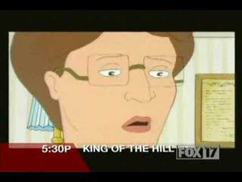 WZTV King of The Hill Promo