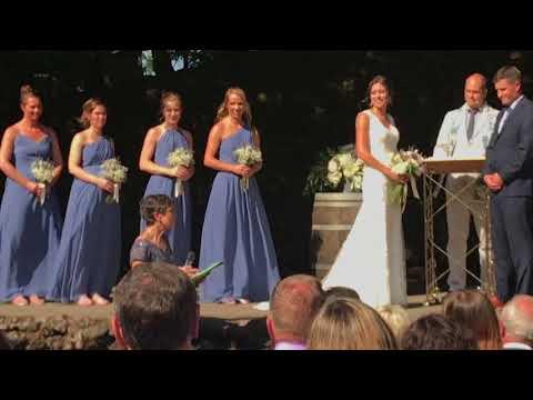 Lehman Wedding Ceremony