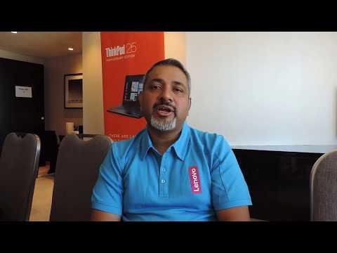 Amar Babu RK, COO – Asia Pacific, Lenovo