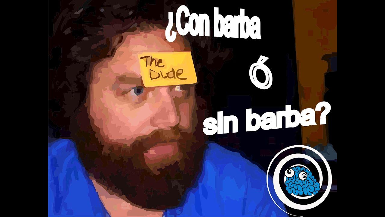 maxresdefault qué dicen ellas ¿hombres con barba o sin barba? youtube