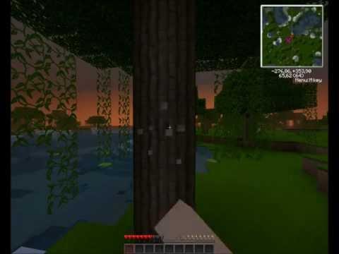 """Смотреть прохождение игры [Coop & Friends] Minecraft 1.3.1. Серия 1 """"Всем привет""""."""