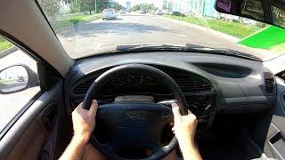 2008 Chevrolet Lanos 1.5L (86) POV TEST DRIVE