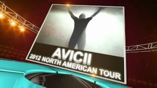 Avicii Tickets 2012 North American Tour   TicketCenter.com