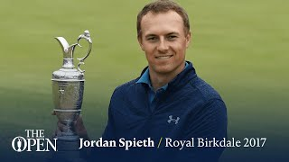 Jordan Spieth wins at Royal Birkdale | The Open Official Film 2017