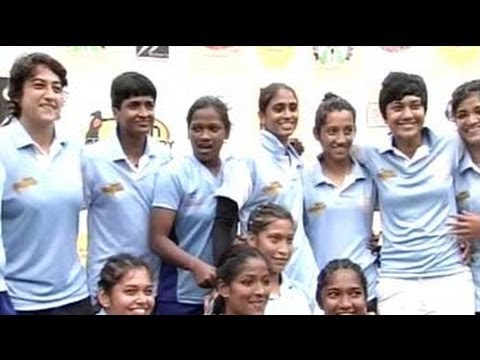Indian women's rugby team shine at Asian Championships