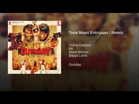 Tune Maari Entriyaan - Remix Mp3
