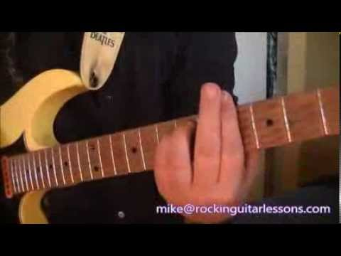 Pitbull(feat. Kesha) - Timber - Guitar Lesson by Mike Gross(harmonica parts)