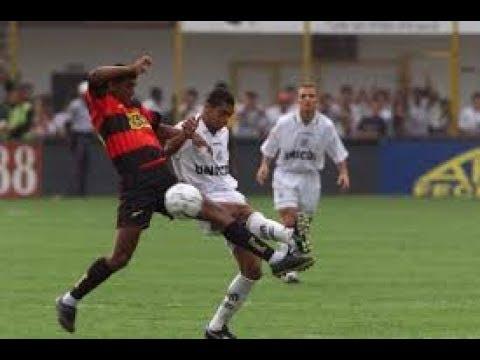 Santos 3x0 Sport -Quartas- Brasileiro 1998 Globo