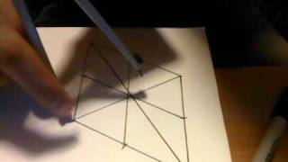 How to draw isometric circles