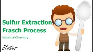 √ Sulfur Extraction and the Frasch Process - Sulfuric Acid - Industrial Chemistry | iitutor