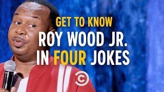 Get to Know Roy Wood Jr. in Five Jokes