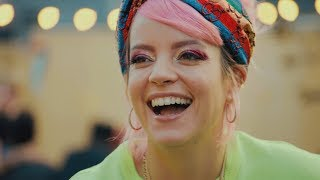 Lily Allen - Backstage Pass