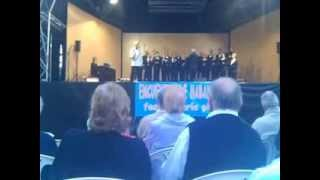 """José Villamor canta """" Dichoso Aquel """" de Marina de Arrieta"""