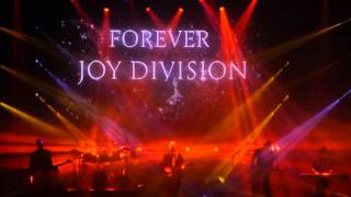 2015 -11-08 New Order - Love Will Tear Us Apart Live Stockholm