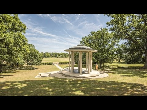 Runnymede - The Magna Carta, Air Forces and John F. Kennedy Memorial | European Waterwayss