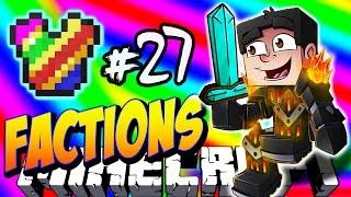 'MAXED SET!' - Minecraft FACTIONS #27 - Treasure Wars S2