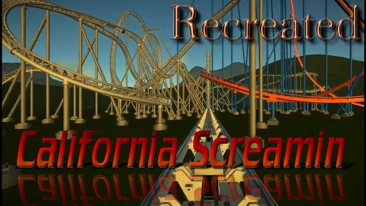 Rct3 California Screamin Download Music - sevenalt