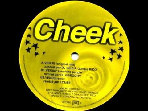 Cheek - Venus (Sunshine People) 1996