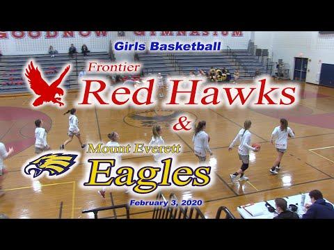 Frontier Regional School Girls Basketball v Mt Everett Regional