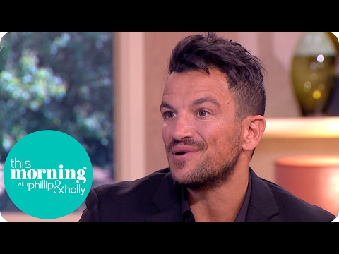 Peter Andre Explains His Parenting Style | This Morning