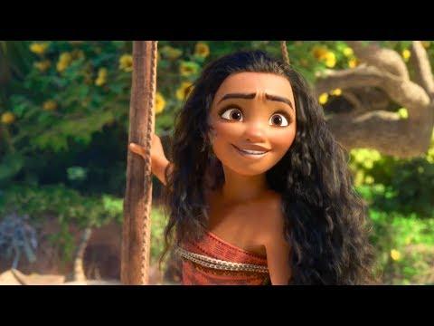 """Oceania - Vaiana """"Oltre l'orizzonte"""" (""""How far I'll go"""") - Clip dal film"""
