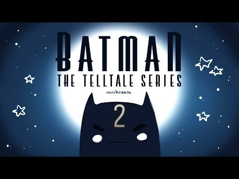 Cry Plays: Batman - The Enemy Within [Ep2] [P2]