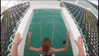 Island Routes Catamaran - Sandals Whitehouse - GoPro Hero 2- Jamaica