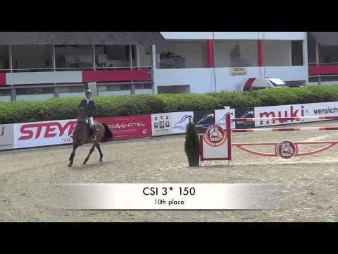 Valentino & Elina CSIO 3star Linz