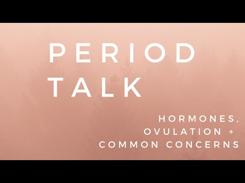 PERIOD TALK | get to know your cycle | Chloe Wilkinson Naturopath Your Videos on VIRAL CHOP VIDEOS