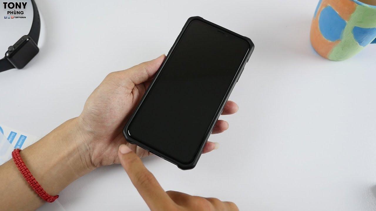 Đây là Combo hoàn hảo cho iPhone XS Max!
