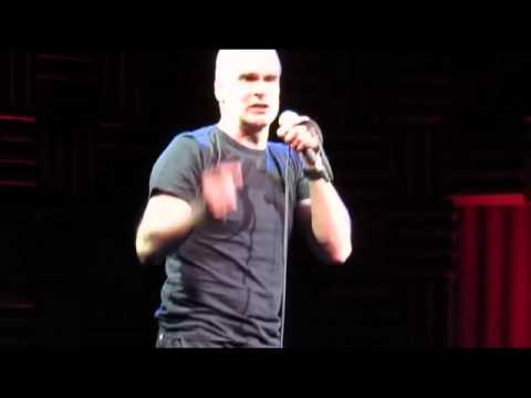 Henry Rollins - &39;No Place As Amazing as New York&39; - Joe&39;s Pub - NYC - 21211