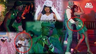 MAKOSA Makubwa Kwenye Video ya Diamond na Zuchu ya CHECHE Zuchu Ashikwa Kiuno/ BUSU je?