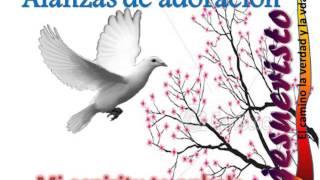 mi espiritu te anhela alabanazas de adoracion