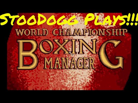 World Championship Boxing Manager Part 3: Fight Night!