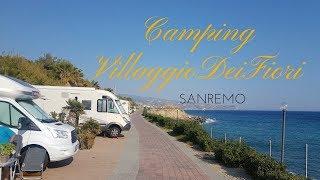 Campingplatz Villaggio dei Fiori - Blütenzauber mit Meerblick.