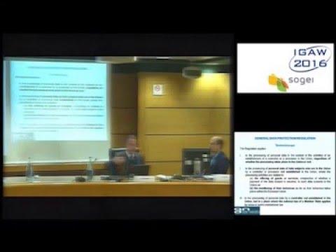 """Relazione alla Conferenza internazionale """"GNSS technology"""" - Roma 21 Gennaio 2016"""
