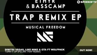 Dimitri Vegas, Like Mike & GTA ft. Wolfpack - Turn It Up (Pelari Trap Remix)