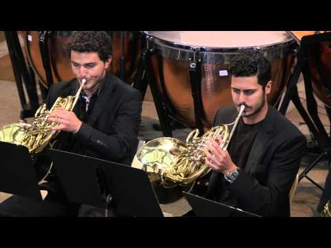 Concerto for Brass by Paul Terracini with Massive Brass Attack!