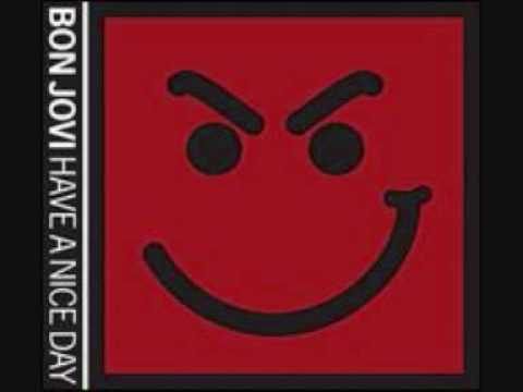 Bon Jovi - Wildflower