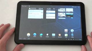 Android Honeycomb 1st Impressions