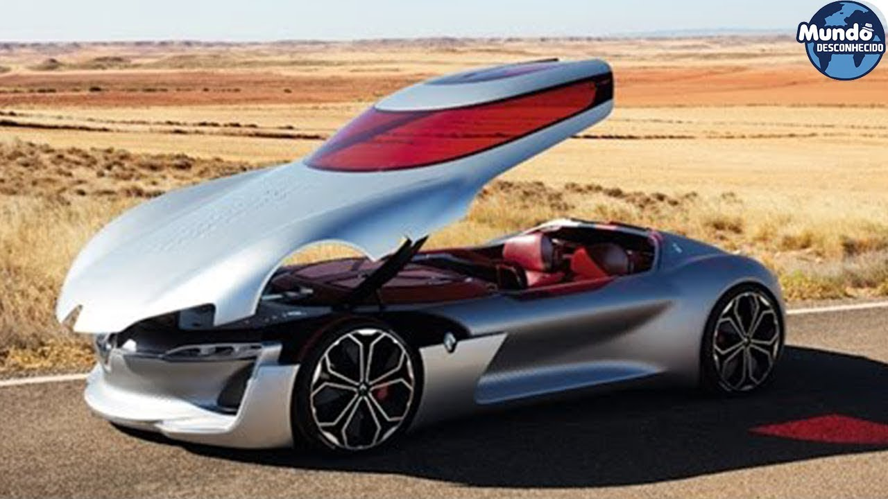 Os carros esportivos mais irados do mundo!