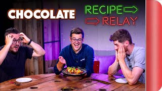 CHOCOLATE Recipe Relay Challen…