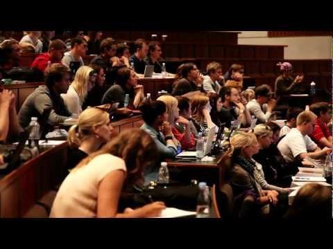 Study in Denmark - Johann from Germany (Intercultural Business)