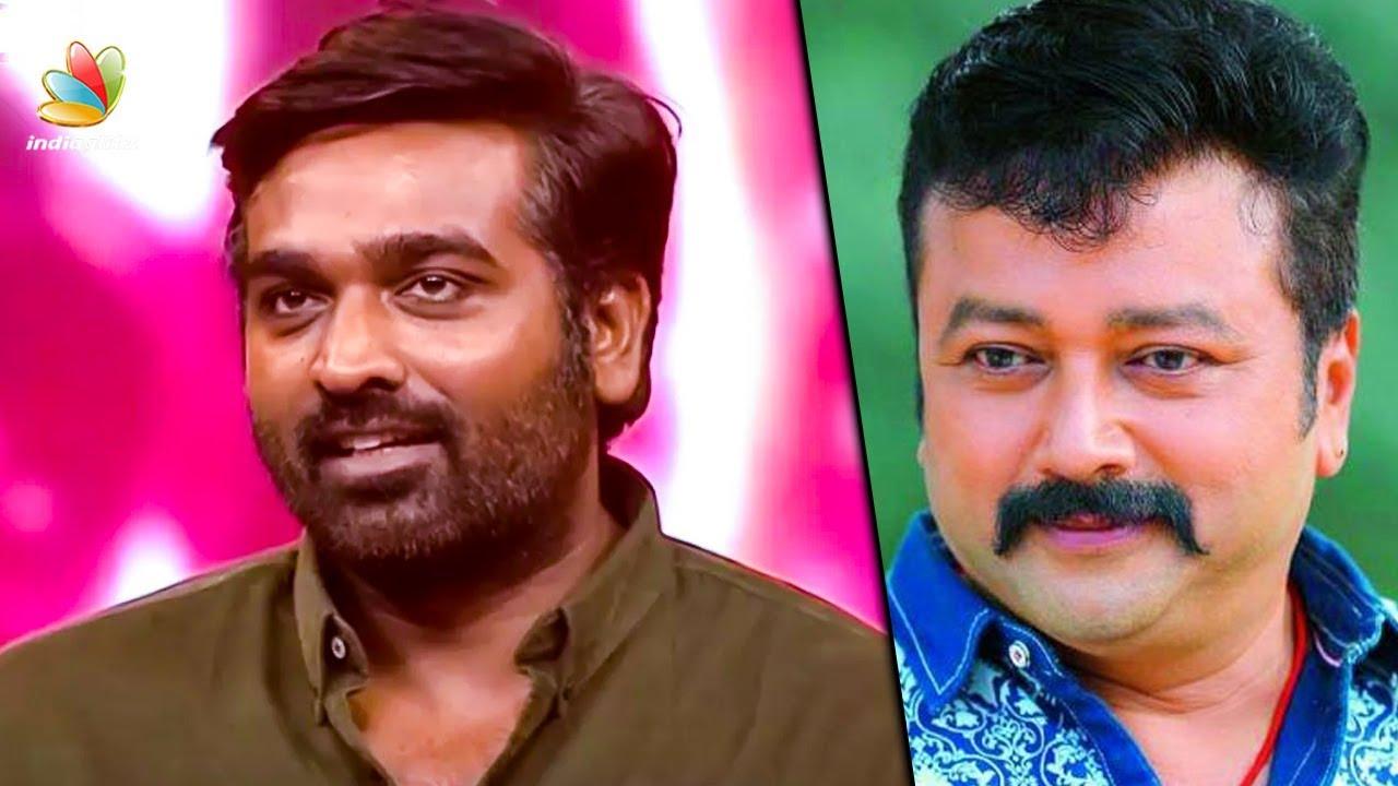 വിജയ്സേതുപതി മലയാളത്തിലേക്ക്  Vijay Sethupathi to join Malayalam cinema with Jayaram   Latest News
