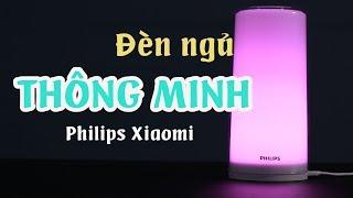 Đèn ngủ thông minh Philips Xiaomi hiện đại, đẹp nhất hiện nay