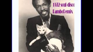 Eddie Kendricks - Girl, you need a change of mind - RamboRemix - Lele Rambelli DJ